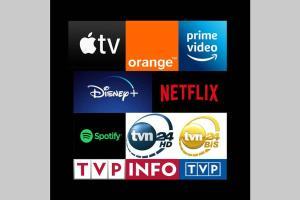 Super SILVER 2xMetro parking WiFi 300 Mbs NOWY Netflix HBO AppleTV Filharmonia