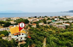 Four seasons relaxing Villa Achaia Greece