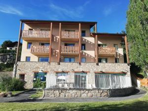 Résidence Néméa Les Chalets Du Belvédère - Hotel - Font Romeu