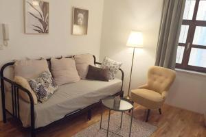 Saturn apartment in Piran, kind, unique, warm