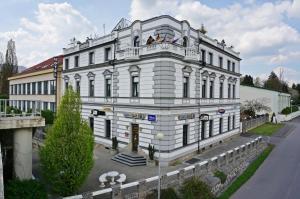 3 hvězdičkový hotel Hotel Cade Písek Česko