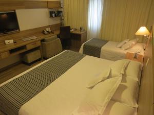 Everest Porto Alegre Hotel, Hotels  Porto Alegre - big - 31