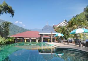 Mayfair Gangtok, Курортные отели  Гангток - big - 59