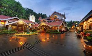 Mayfair Gangtok, Курортные отели  Гангток - big - 54