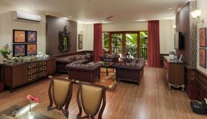 Mayfair Gangtok, Курортные отели  Гангток - big - 57