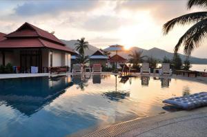 Buritara Resort, Phangan Island - Bottle Beach