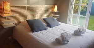 Chambre privé dans un villa avec piscine entre Capbreton et Biarrizt