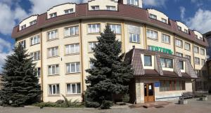 Отель Прикарпатье, Ивано-Франковск