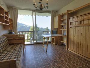 Appartement Notre-Dame-de-Bellecombe, 1 pièce, 4 personnes - FR-1-505-3