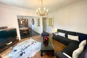 SOBNB St julien 2- Magnifique maison de maitre, centre ville - Hotel - Saint-Julien-en-Genevois