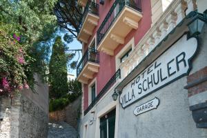 Hotel Villa Schuler, Hotels  Taormina - big - 120