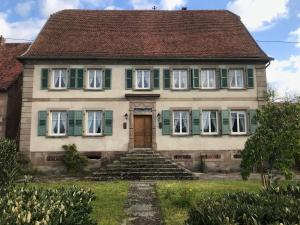 Accommodation in Petersbach