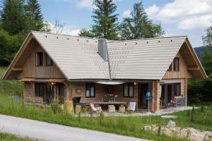 Holiday house Gorjuše-Pokljuka Bohinj