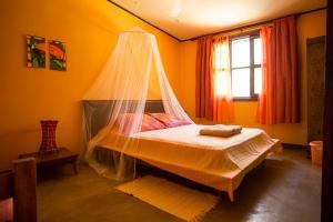 Casa Rural Aroma de Campo, Bed & Breakfasts  Curubandé - big - 3