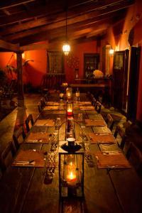 Casa Rural Aroma de Campo, Bed & Breakfasts  Curubandé - big - 27