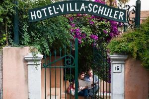 Hotel Villa Schuler, Hotels  Taormina - big - 84