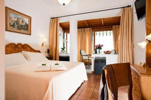 Hotel Villa Schuler, Hotels  Taormina - big - 73