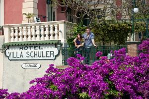 Hotel Villa Schuler, Hotels  Taormina - big - 121