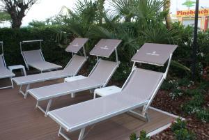 Hotel Granada, Отели  Милано-Мариттима - big - 33