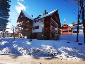 Apartma Pohorje Bolfenk 5011