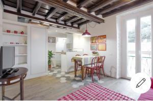 Il Cuore di Trastevere_Design Apartment - abcRoma.com