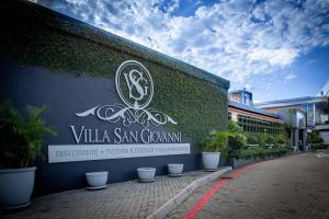 Villa San Giovanni Accommodation