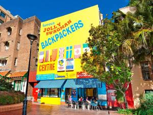 The Jolly Swagman Backpackers Hostel Sydney