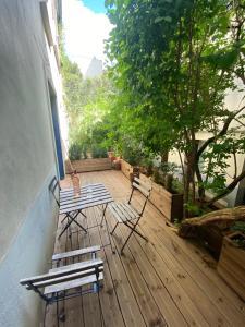 Alerte bien rare Studio avec terrasse