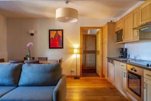 Appartement vue sur les montagnes Suisses - Hotel - Vallorcine