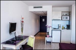 Appart'hôtel - Résidence la Closeraie, Apartmanhotelek  Lourdes - big - 6