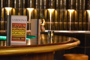 Hotel Sardona, Hotel  Elm - big - 69