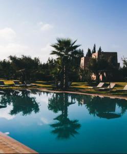Ourika-Camp Marrakech