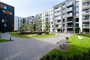 Apartments Group Krakow Old Town Rakowicka 20a