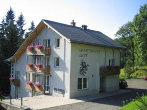 Apartmány Gryf Harrachov - Hotel