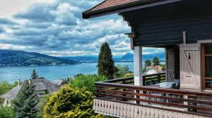 Les Grillons by Locationlacannecy - Hotel - Veyrier-du-Lac