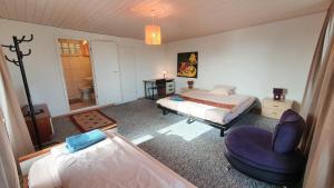 BnB Yoko et Michel Adam - Accommodation - Goumoens-la-Ville