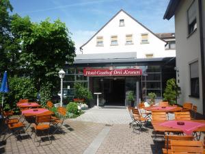 Hotel Drei Kronen - Hochstadt am Main