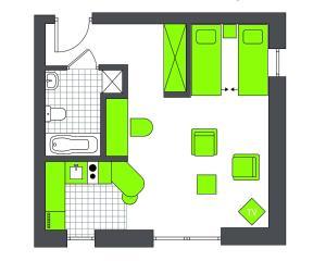 Warsaw Apartments Apartamenty Sadyba