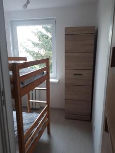 Małe przytulne mieszkanie