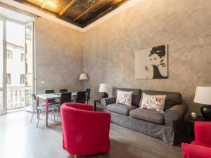 Parione Apartment Sleeps 6 Air Con WiFi - abcRoma.com