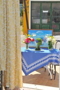 Oasis Hotel Theodoros & Litsa Galaris Aegina Greece