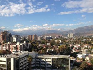 myLUXAPART Las Condes, Apartmány  Santiago - big - 57