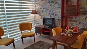 Chakra Suites Levent-Metro, Apartmanhotelek  Isztambul - big - 56