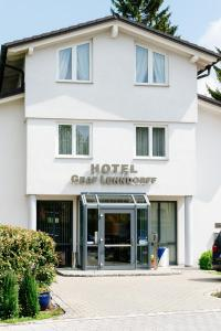 Hotel Graf Lehndorff, Szállodák  München - big - 21