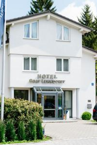 Hotel Graf Lehndorff, Szállodák  München - big - 1