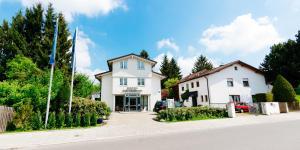 Hotel Graf Lehndorff, Szállodák  München - big - 18