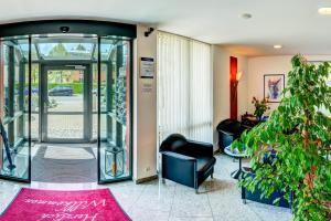 Hotel Graf Lehndorff, Szállodák  München - big - 17