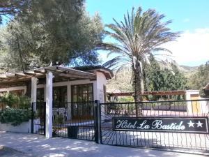 Hotel La Bastide, Hotely  Le Lavandou - big - 48