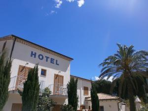 Hotel La Bastide, Hotely  Le Lavandou - big - 37