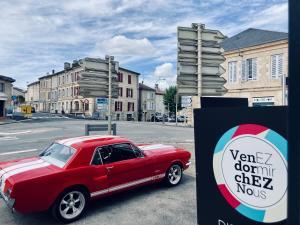 """Location gîte, chambres d'hotes """" Venez DormiR Chez Nous """" #Condom#Gascogne#d'Artagnan#Armagnac#Le Bonheur est dans le GERS dans le département Gers 32"""